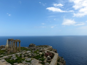 Acropolis, Lindos
